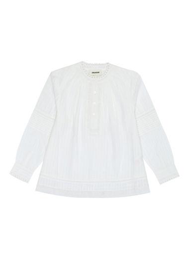Beymen Kids Bluz Beyaz